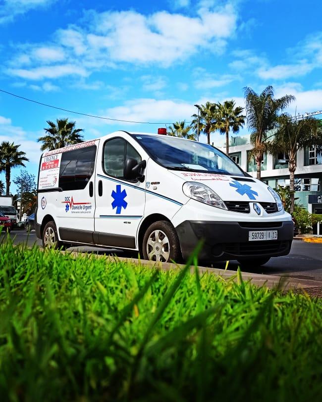 ambulance casablanca 2